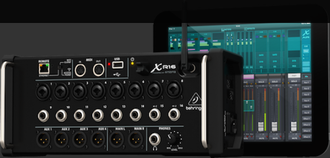 Behringer's New X-Air