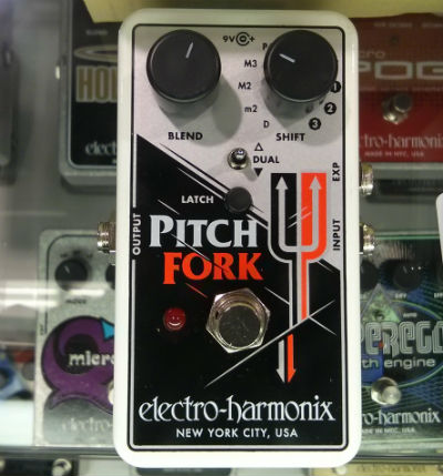 EHX Pitch Fork
