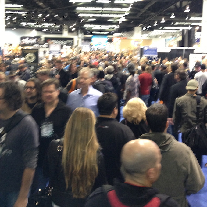 NAMM Top 10 From Day 1