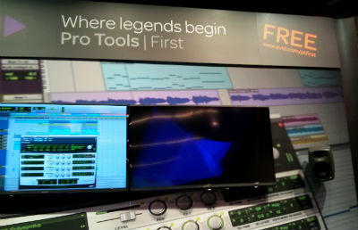 Pro Tools First New@NAMM