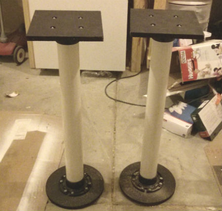 DIY Monitor Stands 3