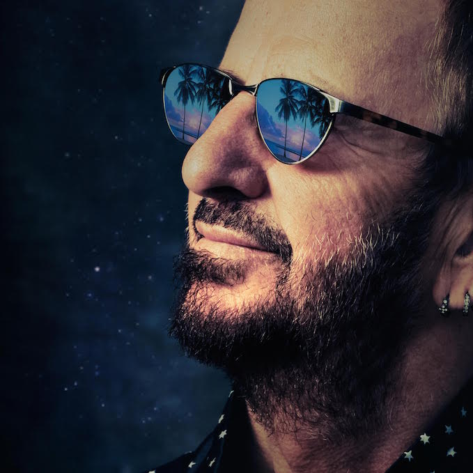 Ringo Starr's New LP Released March 31st