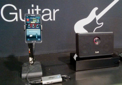amplitube for android, iRig UA review