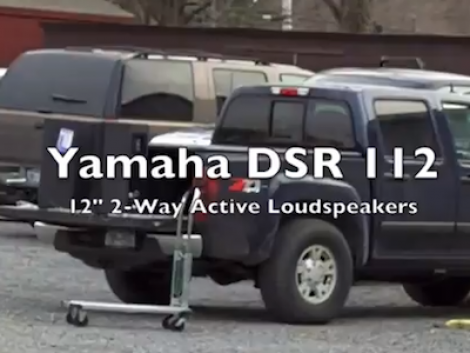 Video Review: Yamaha DSR-112