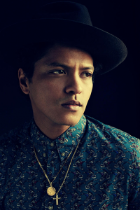 Photo by James Mooney courtesy of brunomars.com