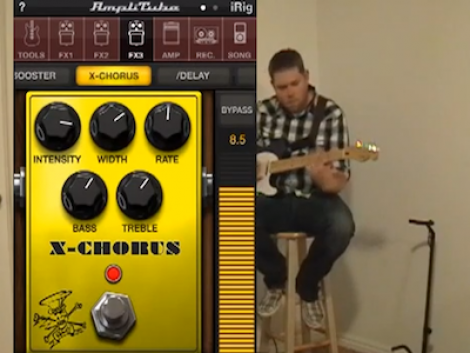 Overall, the iRig Stomp is Pretty Awesome