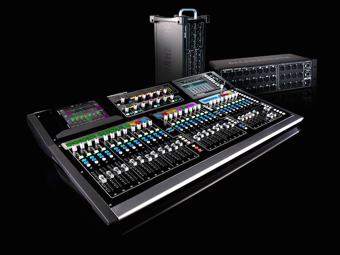 Allen & Heath Launches New Chrome Ed.