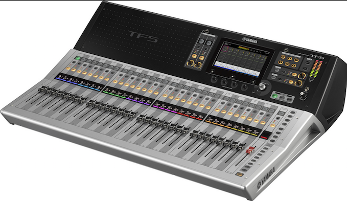 Digital Consoles Reimagine Small to Mid Format Mixer Segment