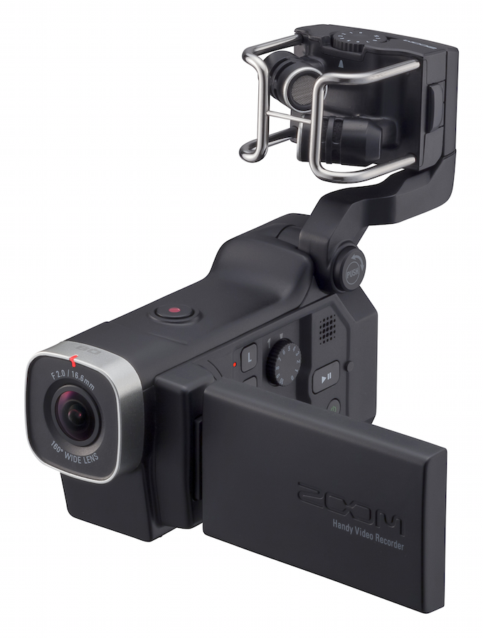 Q8 Handy Video Recorder From Zoom