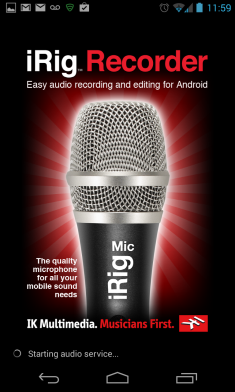 Top 10 Android Apps for Musicians – Day #1