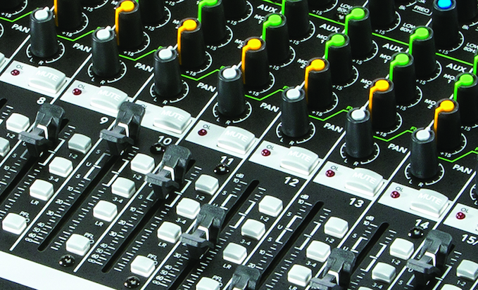 Mackie's ProFXv2 Series Mixers Now Available