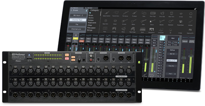 Walkthrough: StudioLive RM16AI/RM36AI From PreSonus