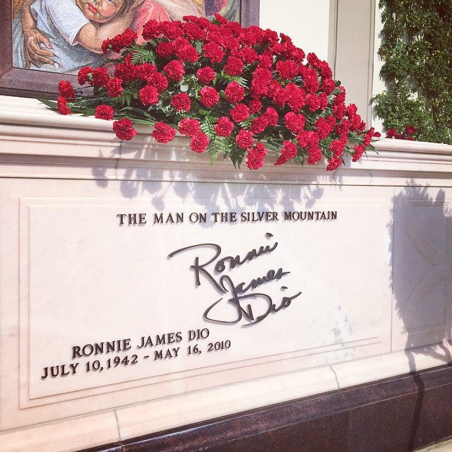Ronnie James Dio Memorial