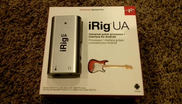 Amplitube on Android – iRig UA Review
