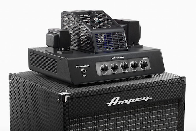 New All-tube Heads And 1×12 cabinet From Ampeg