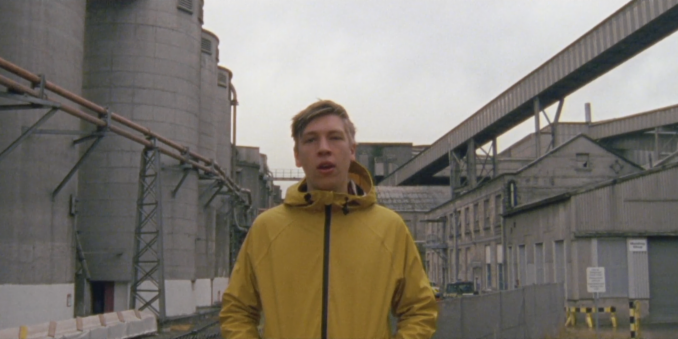 Drenge Video Shoot at The Cement Factory