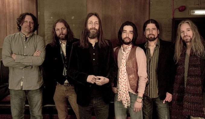 Black Crowes Re-release On Vinyl