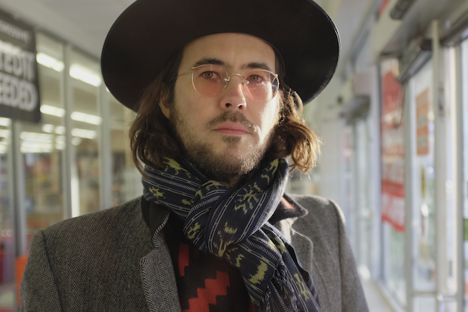 "Unique Video Backs Elvis Perkins' ""Fire"""
