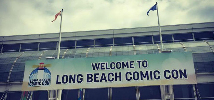 Ronny North on Long Beach Comic-Con
