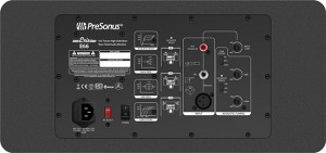 PreSonus Monitors Back