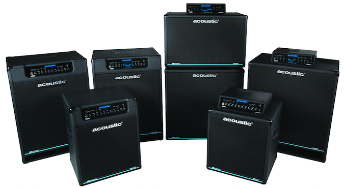 Acoustic Introduces Class-D and Neo Series