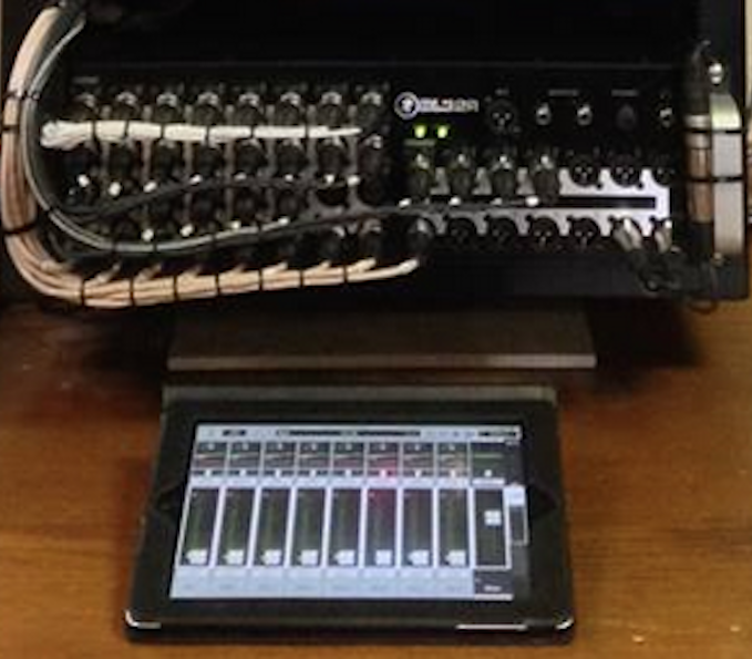 Moving Forward With Mackie's DL32R