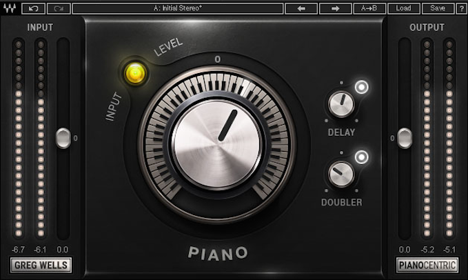 Waves Greg Wells PianoCentric plugin