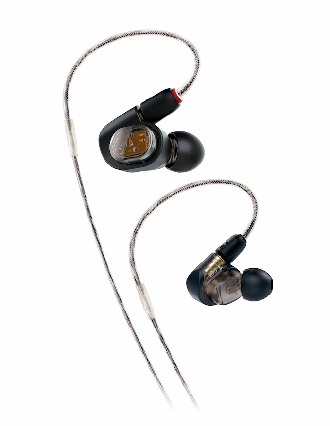 New: A-T's E-Series Pro In-Ear Monitor Headphones