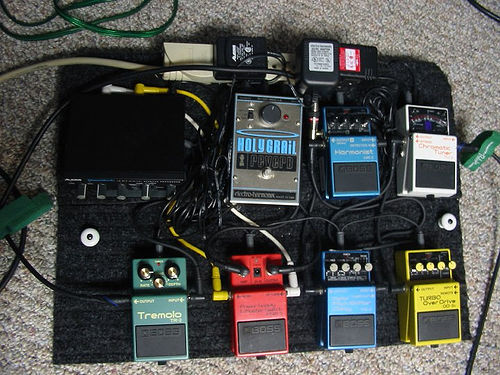 Fun With Pedals
