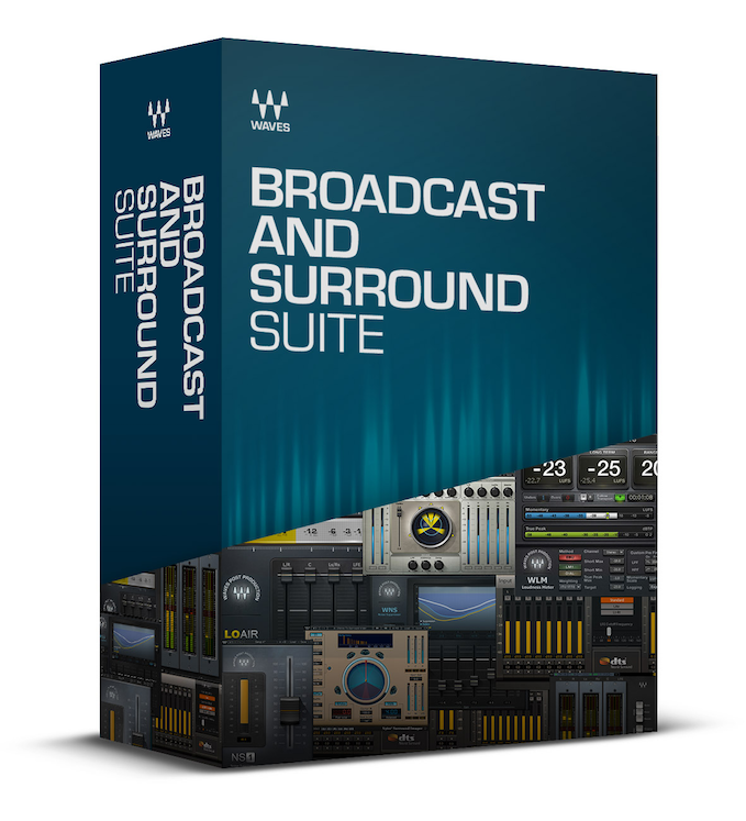 Broadcast and Surround Suite Bundle