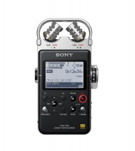Sony PCMD100