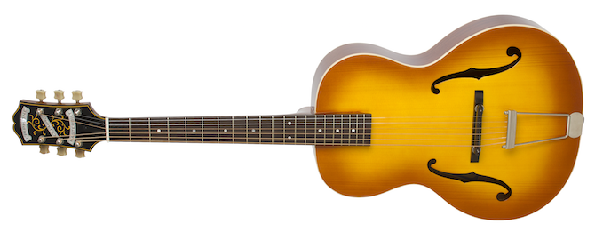 Epiphone's New Masterbilt Century Collection