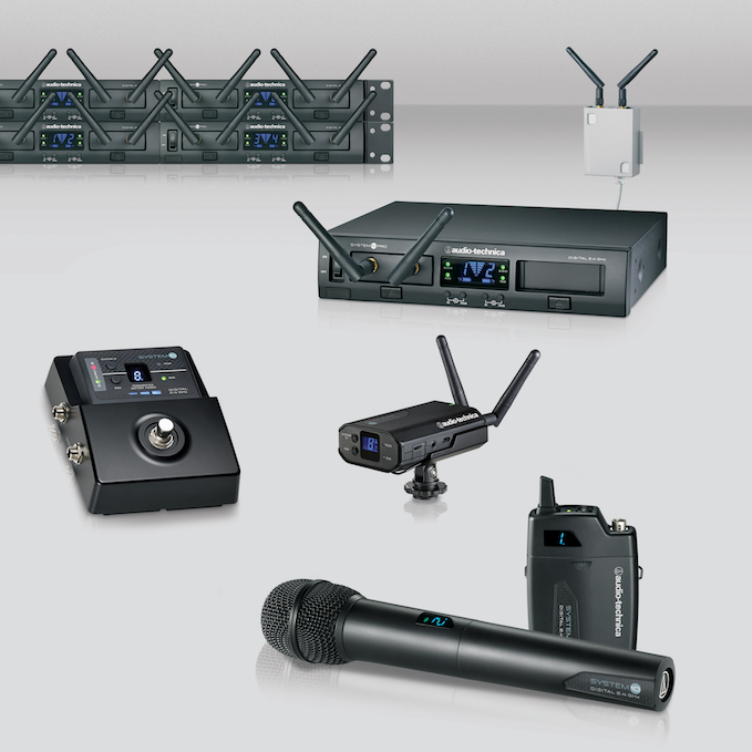 A-T Offering Rebates on System10 Digital Wireless Systems