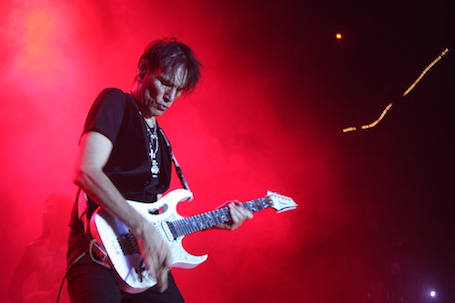 Steve Vai's 25 Years of Passion and Warfare