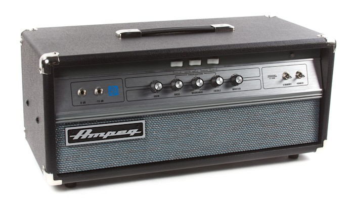 The Ampeg V4B Can't Be Killed