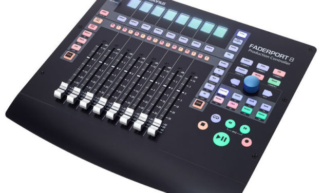PreSonus FaderPort 8 Review