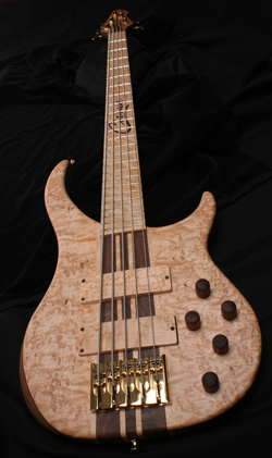 CIRRUS™ 10TH ANNIVERSARY LIMITED-EDITION BASSES