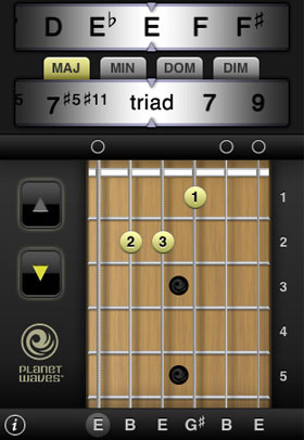 iPhone Apps For Guitarists From Planet Waves