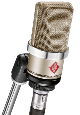 Neumann's Newest: The TLM 102.