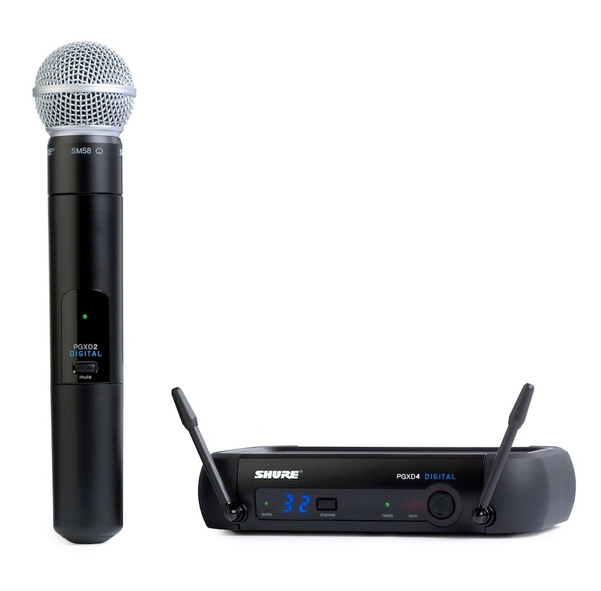 Review: Shure PGXD Wireless Mic System w/Beta58A