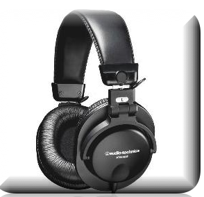 Audio-Technica ATH-M35 Closed-back Studio Headphones