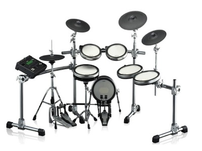 Review: Yamaha DTX-950 Digital Drums