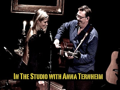 In The Studio With Anna Ternheim