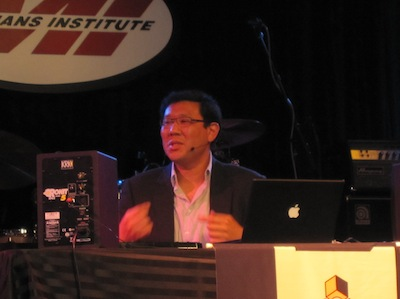Propellerhead's Producer's Conference 2012