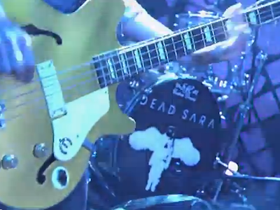 L.A.'s Dead Sara First Network TV Appearance on Kimmel