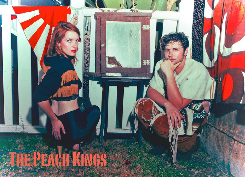 The Peach Kings
