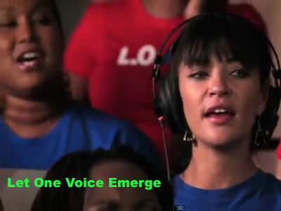 Let One Voice Emerge