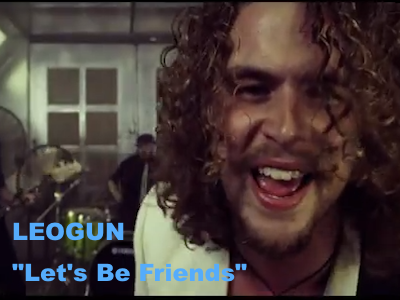 LEOGUN: Let's Be Friends