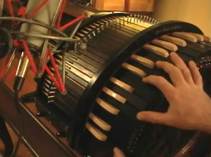 The Amazing Wheelharp