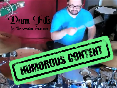 Drum Fills For Sessons — Chris Brush